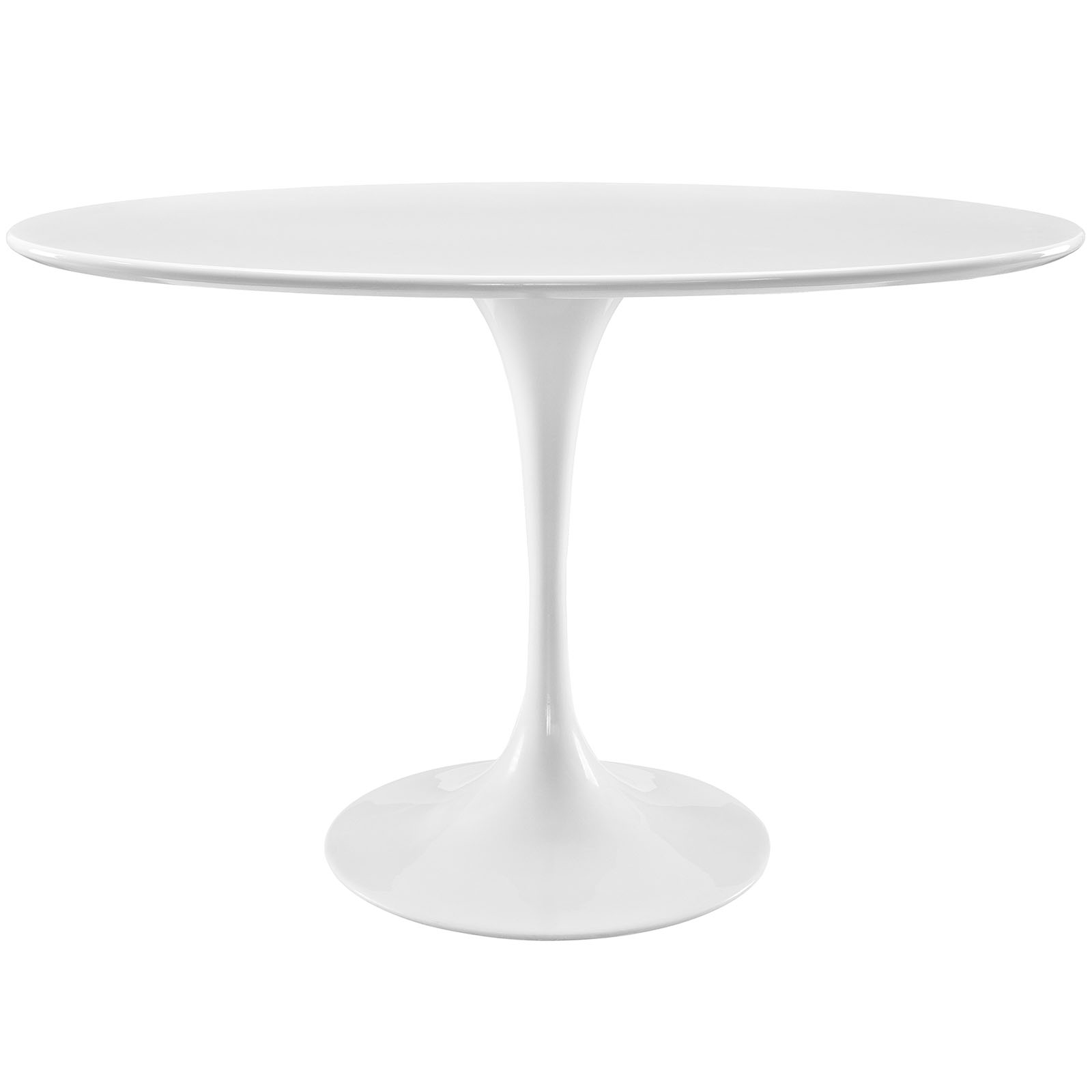 Calla Round Dining Table (White)