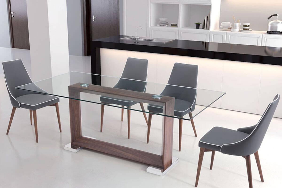Minimalist Modern Dining Room
