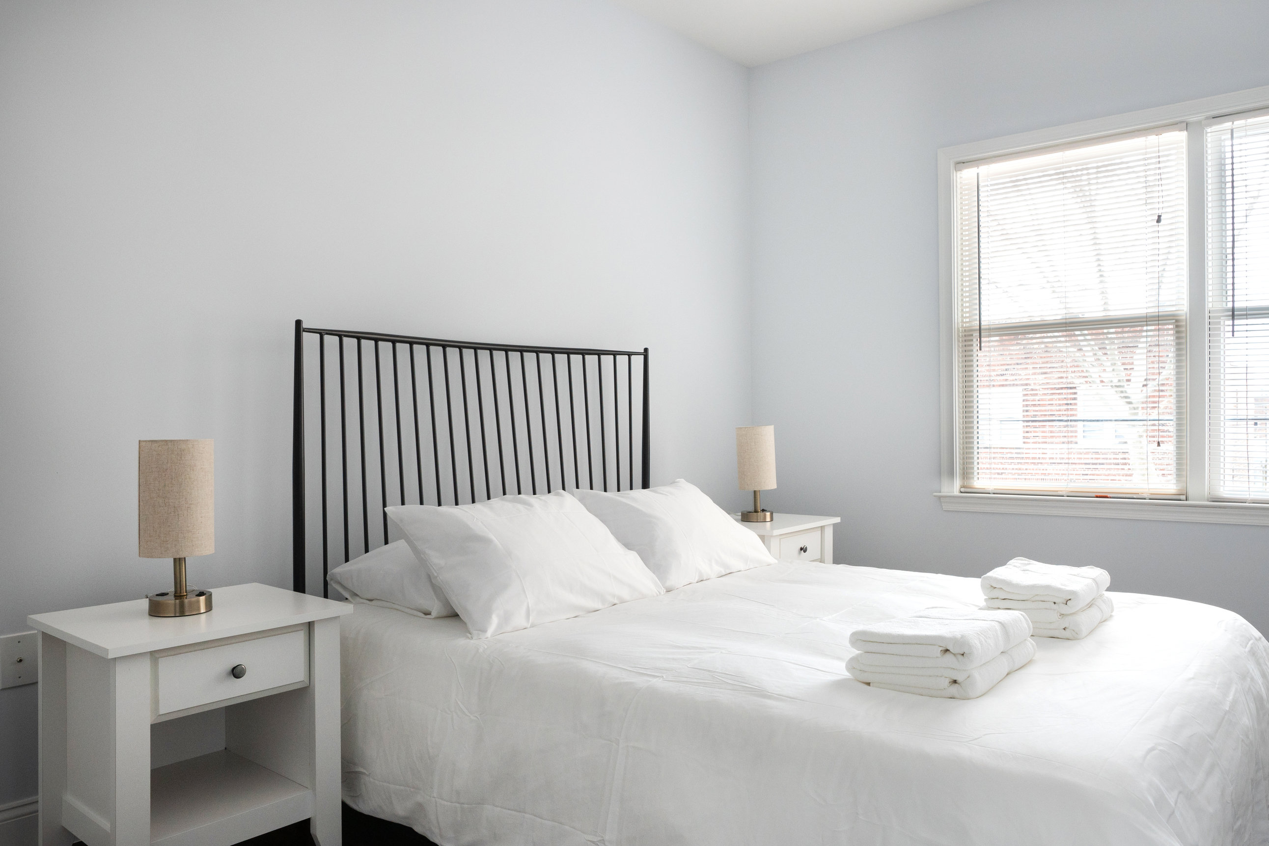 Coastal Traditional Bedroom