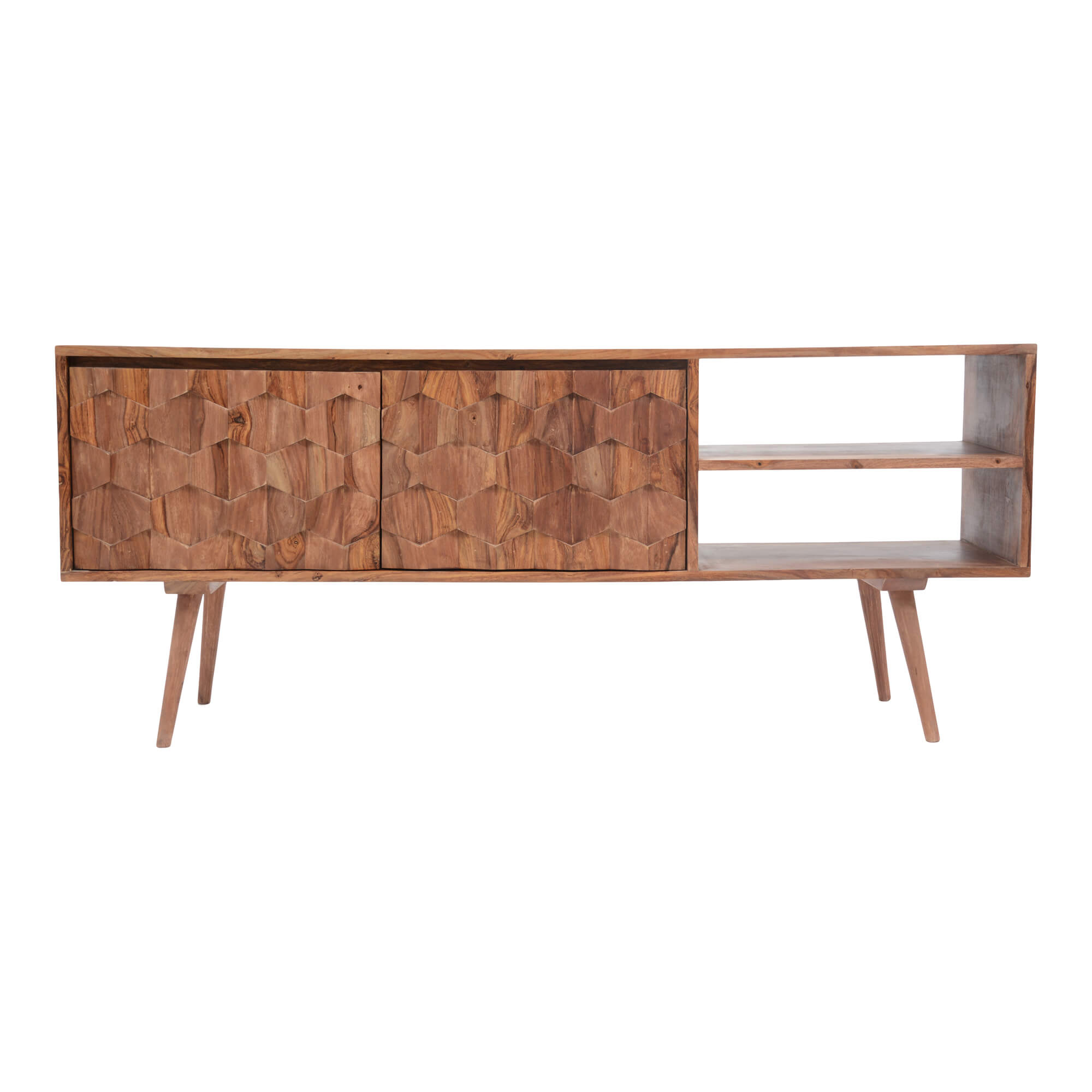 Alma TV Stand (Natural)