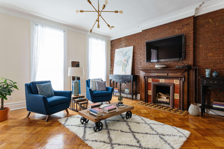Living Room - Upper West Side Manhattan