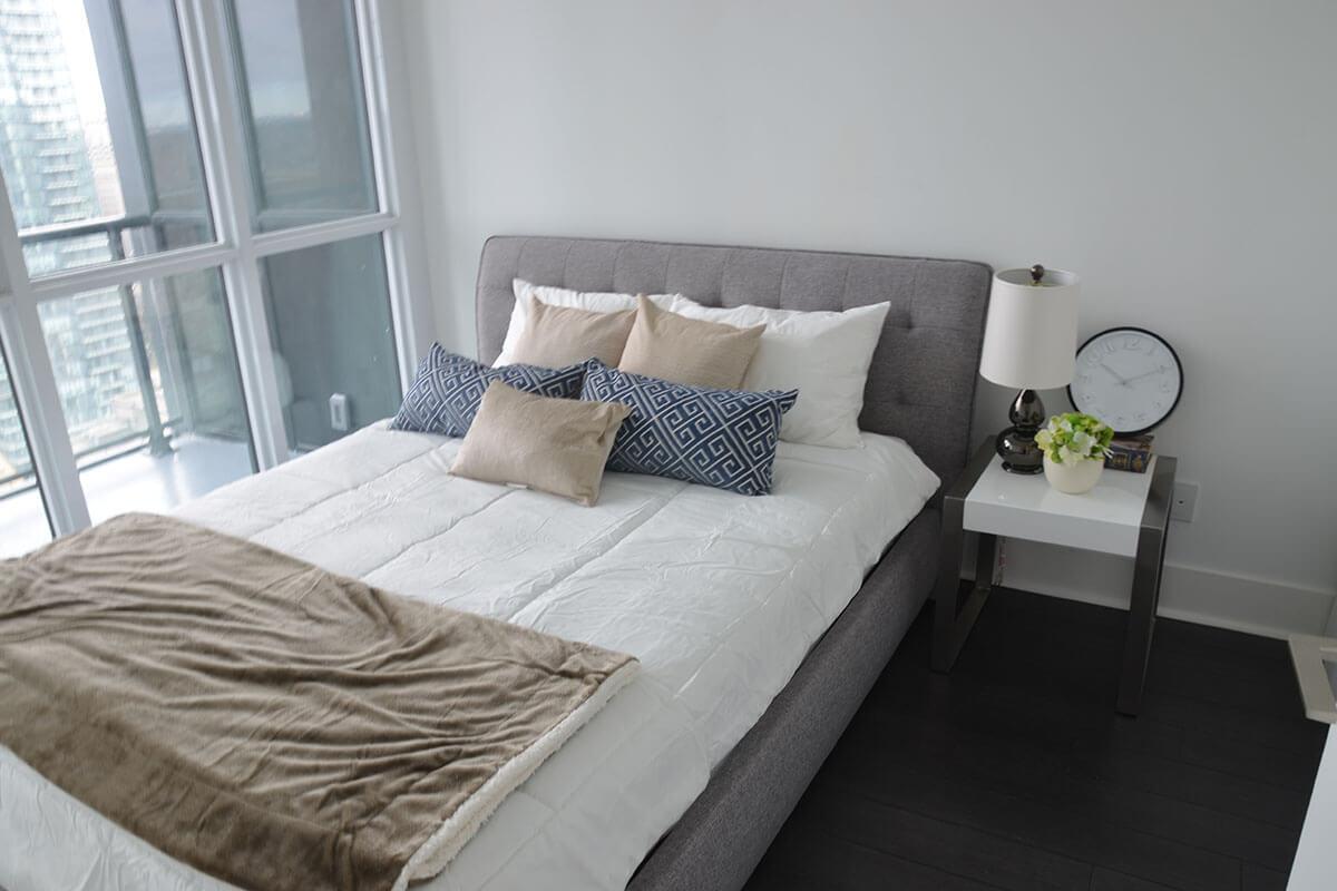 Bedroom - Toronto Yorkville Loft